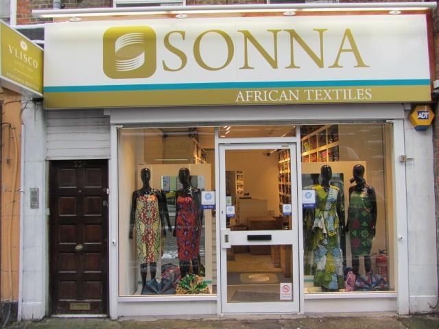 Sonna African Textiles Ltd.